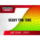 Heavy Tow Tune Only for EFI Hardware Duramax LBZ (2006-2007)