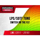 Switch on the Fly Tune Only for EFI Hardware Duramax LML (2011-16)