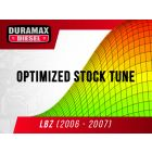 Optimized Stock Tune Only for EFI Hardware Duramax LBZ (2006-2007)