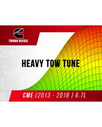 Heavy Tow Tune Only for EFI Hardware Cummins 6.7L (2013-17)