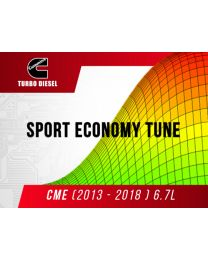 Sport Economy Tune Only for EFI Hardware Cummins 6.7L (2013-17)