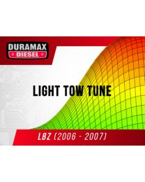 Light Tow Tune Only for EFI Hardware Duramax LBZ (2006-2007)