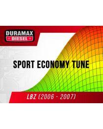 Sport Economy Tune Only for EFI Hardware Duramax LBZ (2006-2007)