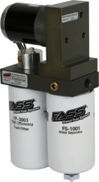 FASS TITANIUM SERIES DIESEL FUEL LIFT PUMP 165GPH GM DURAMAX 6.6L 2015-2016
