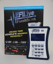EFI Live Flash Scan V2- Cummins Only